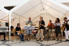 Projektgruppe der Aktion 'Musik verbindet Engelsbrand'